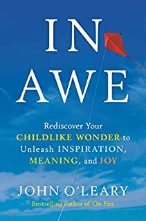 Book Cover: In Awe: Rediscover Your Childlike Wonder to Unleash Inspiration, Meaning, and Joy