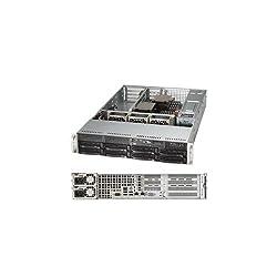 Supermicro SYS-6028R-WTR 2U RM DP LGA2011 WIO SERVER DDR4 HASWELL RPS SATA LFF