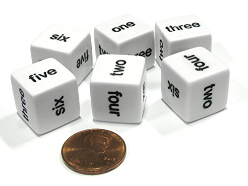 word number dice - 9