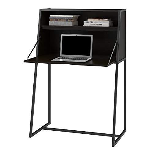 Ameriwood Home Finnegan Secretary Desk, Espresso ()