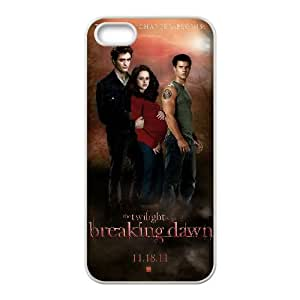 Twilight iPhone 5 5s Cell Phone Case White xlb-052182