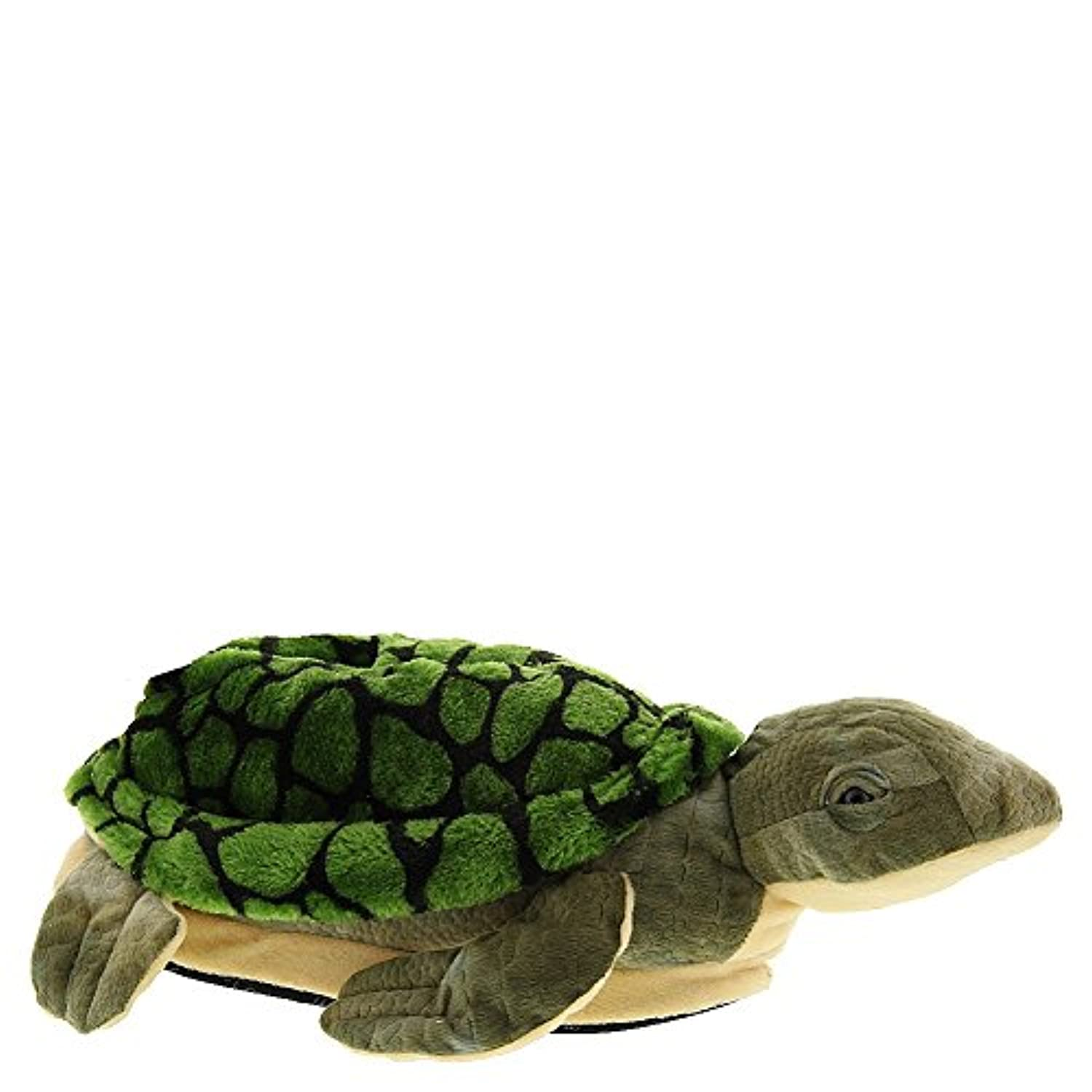Happy Feet - Turtle - Animal Slippers - Small