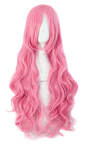 MapofBeauty Spiral Curly Cosplay Costume product image