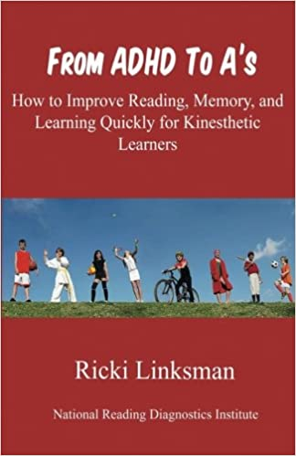 From ADHD to A's: Improve Reading, Memory, and Learning