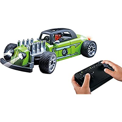PLAYMOBIL RC Roadster Building Set: Toys & Games