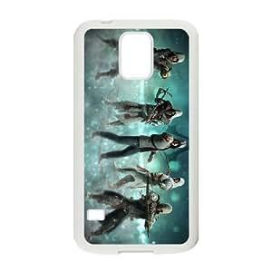 Samsung Galaxy S5 Cell Phone Case White Bear