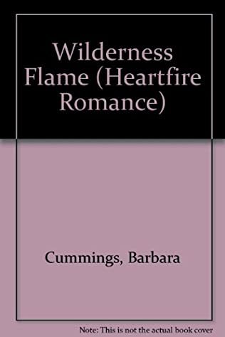 book cover of Wilderness Flame