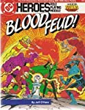 img - for Blood Feud! (DC Heroes role playing game) book / textbook / text book