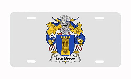 Guti 233 Rrez Coat Of Arms Guti 233 Rrez Family Crest Spanish
