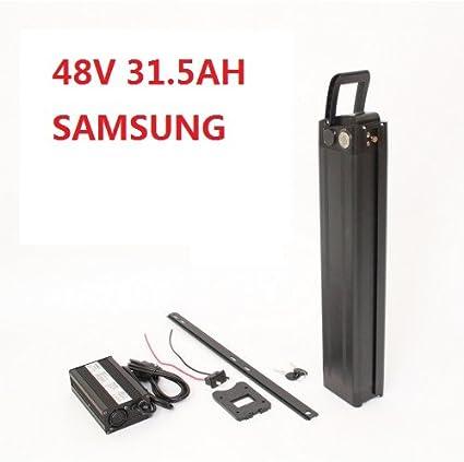 Amazon.com: Ebike 18650 - Batería de polímero de litio para ...
