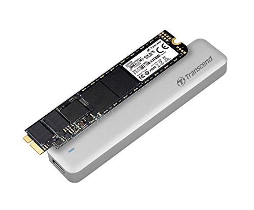 Transcend 240GB JetDrive 500 SATAIII 6Gb/s Solid State Drive Upgrade Kit for Select MacBook Air Models (TS240GJDM500)