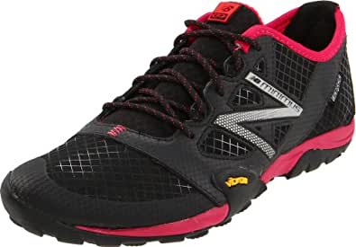 New Balance Womens WT20 Trail Minimus Black/Pink - 12 B(M) US
