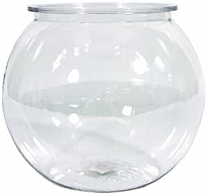 Tom tominaga oscar atobl10rpet plastic bowl for 10 gallon fish bowl