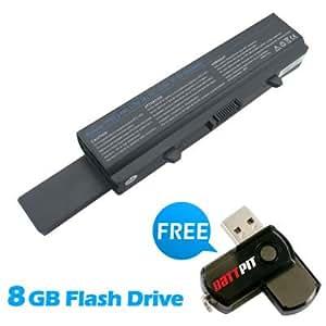 Battpit Bateria de repuesto para portátiles Dell 0F972N (6600mah / 73wh) Con memoria USB de 8GB GRATUITA
