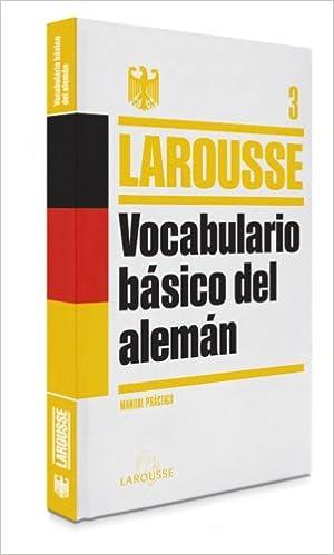 Amazon com: Vocabulario básico del Alemán / Basics of German