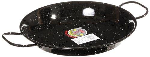 Garcima 11-Inch Enameled Steel Paella Pan, 28cm by Garcima (Image #2)'
