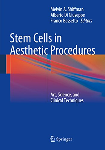 Stem Cells in Aesthetic Procedures: Art, Science, and Clinical Techniques Pdf