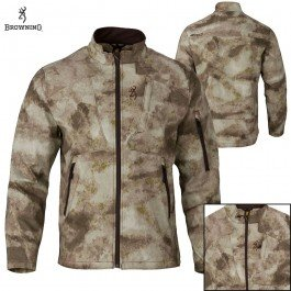 Browning 3048260804 Hell's Canyon Speed Back Country Jacket, Atacs Arid/Urban, X-Large
