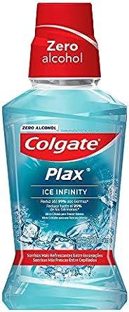 Enxaguante Bucal Colgate Plax Ice Infinity 250Ml