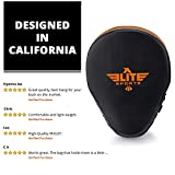 Elite Sports Boxing Mitts for Muay Thai MMA