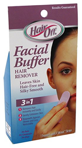 Price comparison product image Hair Off Facial Buffer