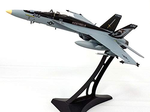 Boeing F/A-18E (F-18) Super Hornet VFA-137 Kestrels - 1/72 Scale Diecast Model - Metal Display Stand Included