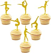 Gymnastic Cake Toppers
