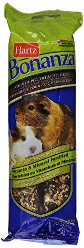 - Hartz Bonanza Honey Vanilla Guinea Pig Treat Sticks - 4 Pack