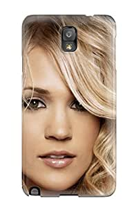 Lennie P. Dallas's Shop 3822161K33261282 Tpu Phone Case With Fashionable Look For Galaxy Note 3 - Carrie Underwood
