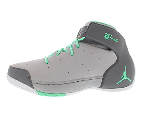 best service afb56 e4d73 Jordan Men s Melo 1.5, WOLF GREY GREEN GLOW-COOL GREY-METALLIC BRONZE, 11 M  US - Buy Online in Bahrain.   Apparel Products in Bahrain - See Prices, ...