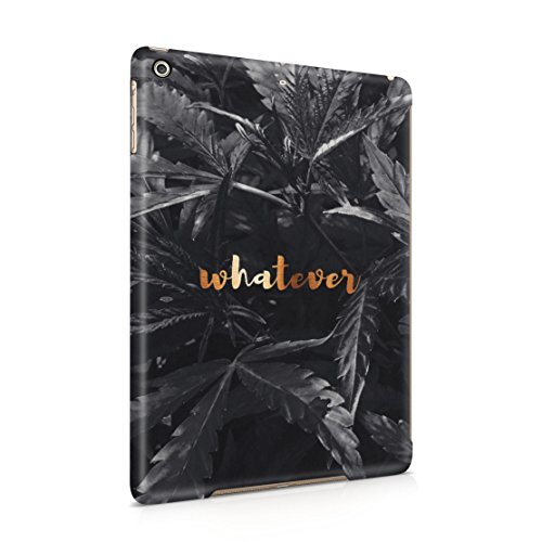 whatever-cannabis-leaves-pattern-apple-ipad-air-1-plastic-snap-on-protective-case-cover