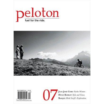 Peloton Magazine Issue 7, One Size