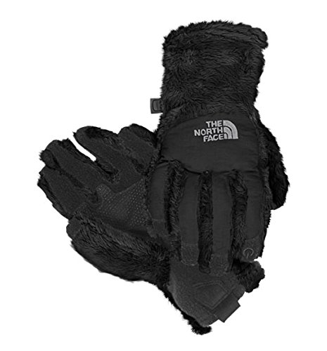 The North Face Denali Thermal Etip Glove Girls' TNF Black Small