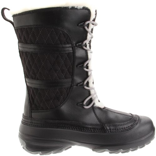 Boot Heather Snow Canyon Black Women's Columbia xqC5IvwI