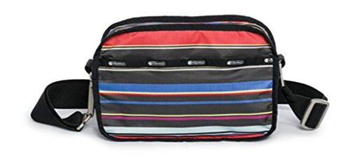 Bag LeSportsac Ribbon Stripe Camera Cr wwqCOAaB