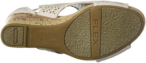 Hinx Sandal Blush Women's Wedge Soft 2 LifeStride 8Pzwq4Zx1