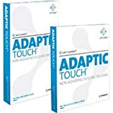 Adaptic Touch Non Adhering Silicone Dressing, 5'' x 6''