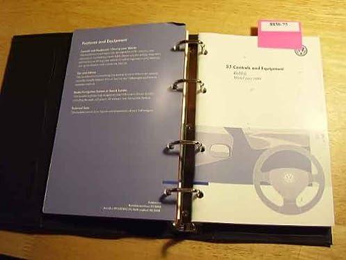 2009 volkswagen rabbit owners manual volkswagen amazon com books rh amazon com 2007 vw rabbit owners manual pdf volkswagen rabbit 2007 owner's manual