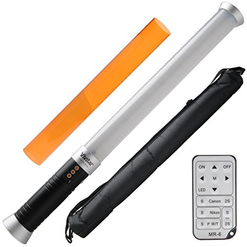 Vivitar VL-8500 Professional LED Video Light Wand