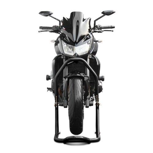 ConStands Motorrad Lenkkopf-Montagest/änder Yamaha XJR 1200// SP 94-98 ConStands 21mm Schwarz Vorne Standard Frontheber