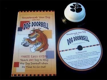Planet Urine Gotta Go Dog Doorbell Training System