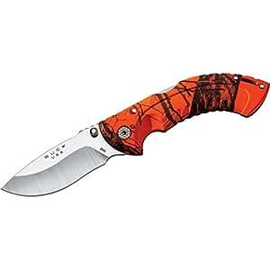 Buck Folding Omni Hunter 10PT USA - Navaja de caza