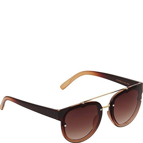Circus by Sam Edelman Sunglasses Vintage Inspired Aviator - Sam By Sunglasses Edelman Circus
