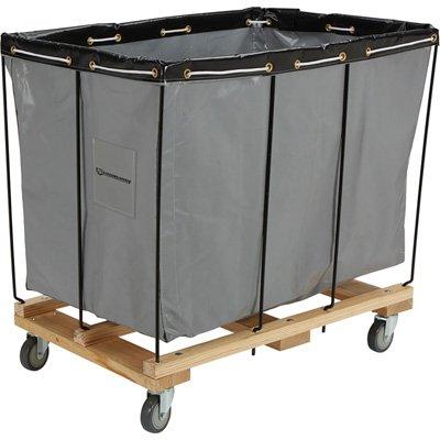 Strongway 16-Bushel Vinyl Basket Truck - 400-Lb. Capacity