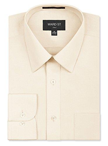 off white dress shirt - 7