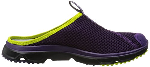 Purple Cosmic Clogs Women's Rx Green Salomon Purple 0 3 Slide Black Gecko w7nC8q