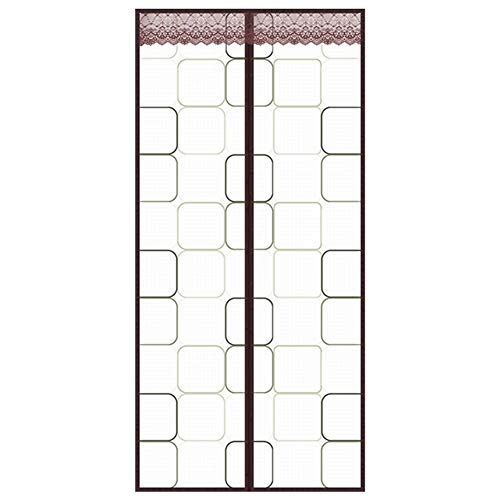 JIANFEI Door Curtain Winter Keep Warm Windproof, Size 43 Can Be Customized (Color : Clear, Size : 120x230cm)