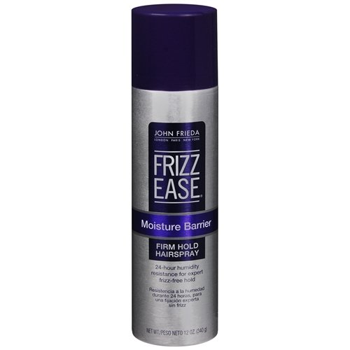 Firm Moisture (John Frieda Frizz Ease Hairspray Moisture Barrier 12 Ounce (354ml) (3 Pack))