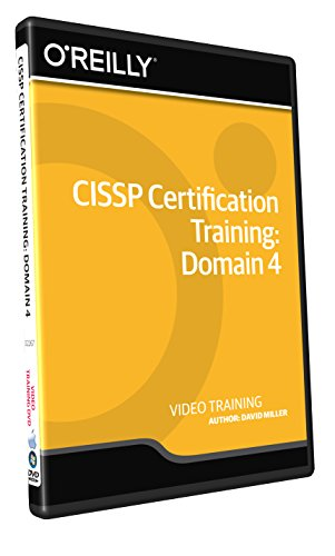 CISSP Certification Training: Domain 4