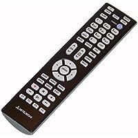 OEM Mitsubishi Remote Control: LT46148, LT-46148, WD65835, WD-65835, LT37131, LT-37131